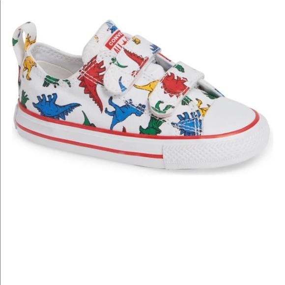 Converse Dinosaur Toddler Sneaker